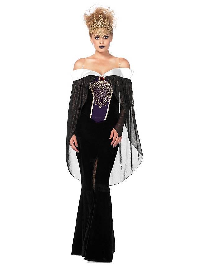 Schwarze Königin Kostüm