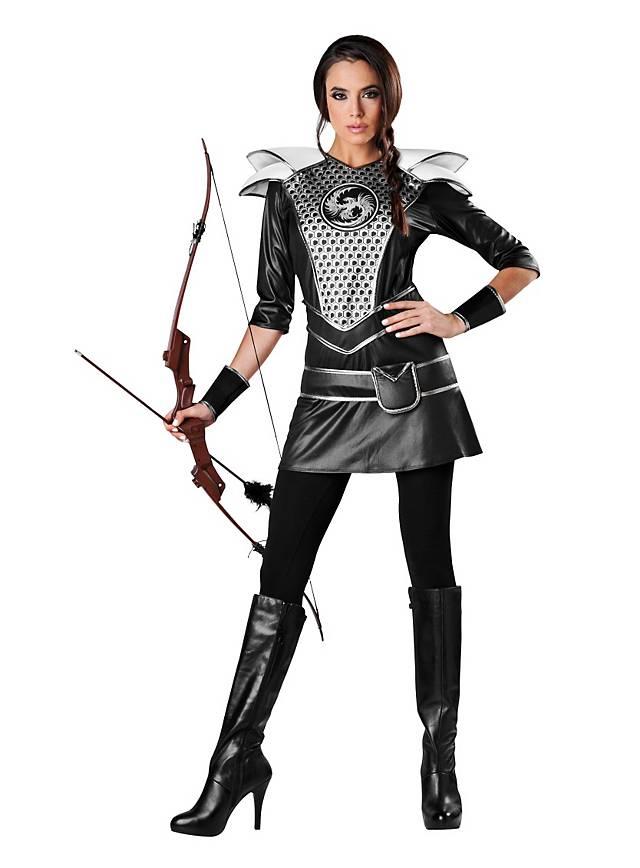 SciFi Bogenschützin Kostüm