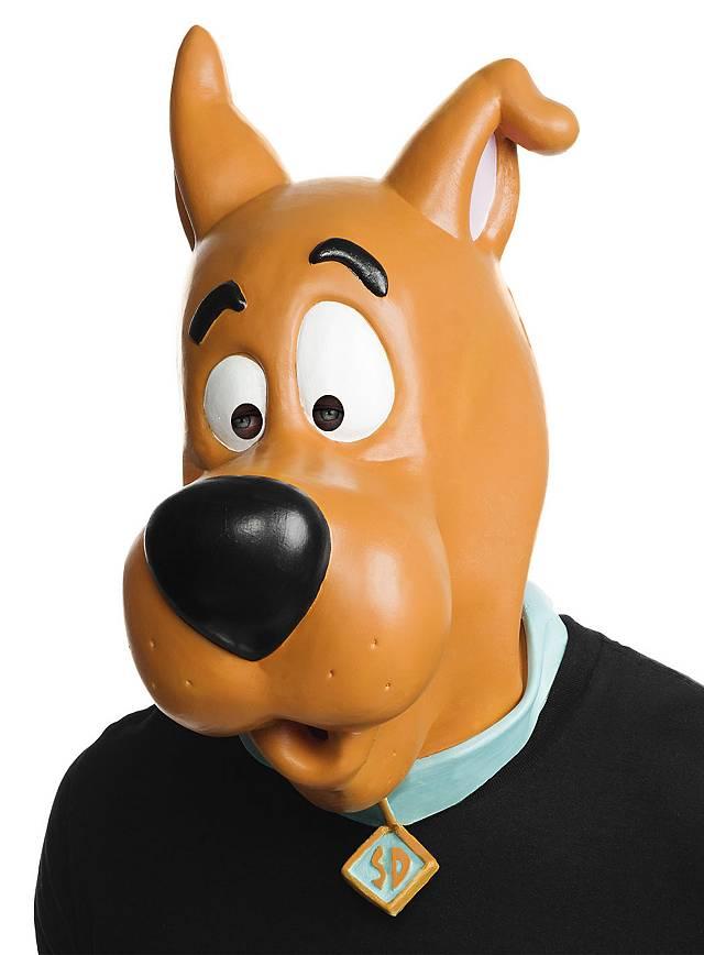 Scooby Doo Maske aus Latex - maskworld.com