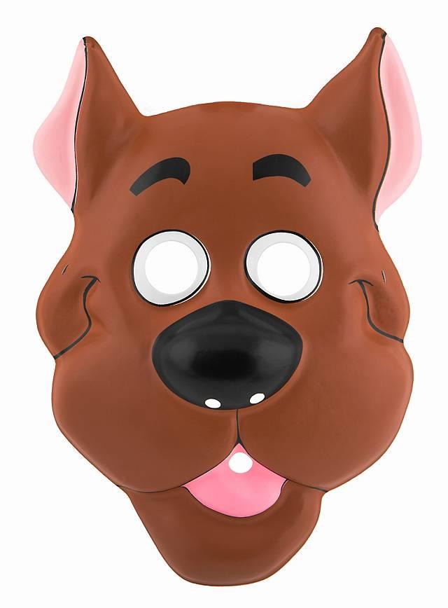Scooby Doo PVC Kindermaske