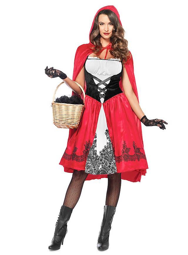 Seductive Little Red Riding Hood Costume Maskworld Com