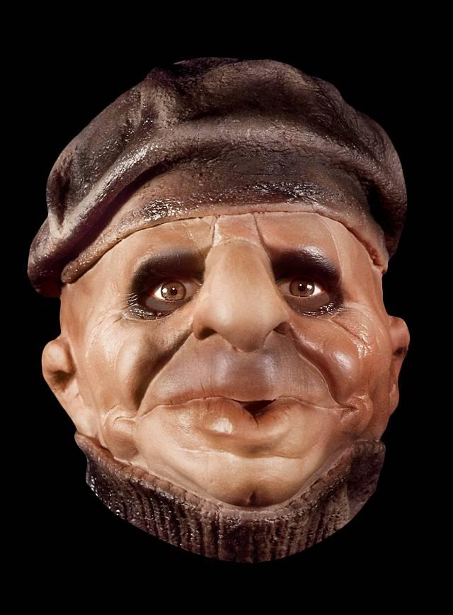Seemann Maske aus Schaumlatex