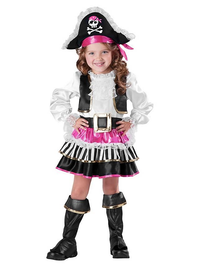 Seeräuberin Piratenkostüm für Mädchen