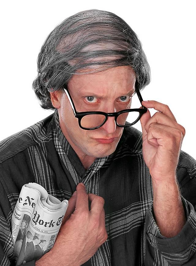 Senior Citizen Wig