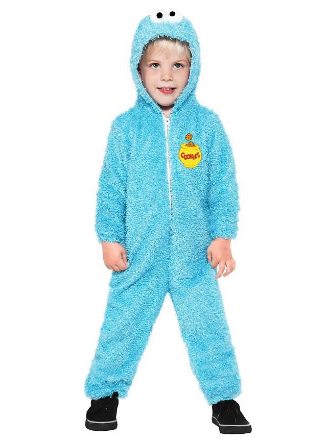 Sesame Street Cookie Monster Kids Costume