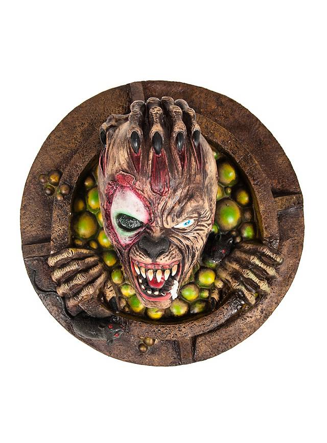 Sewer Beast Halloween Decoration