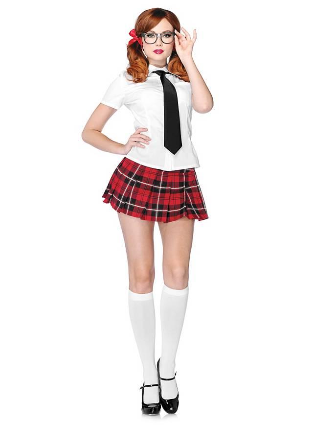 Sexy Au-Pair-Mädchen Kostüm