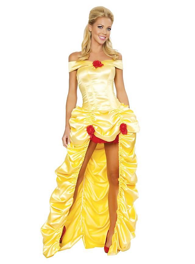 Schöne Belle Kostüm - maskworld.com