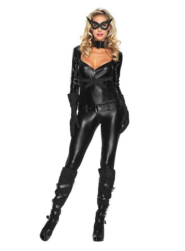 Sexy Black Kitten Costume