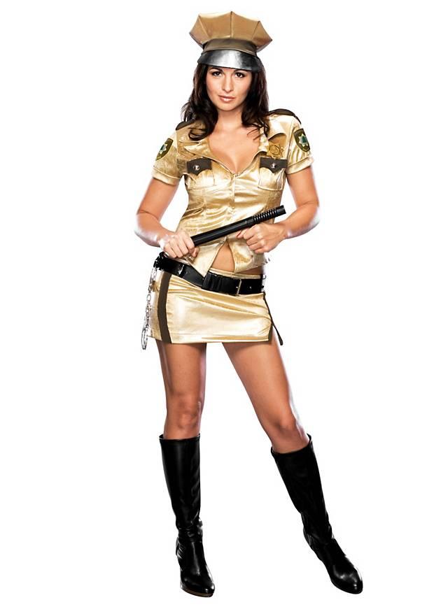 Sexy California Highway Patrol Kostüm
