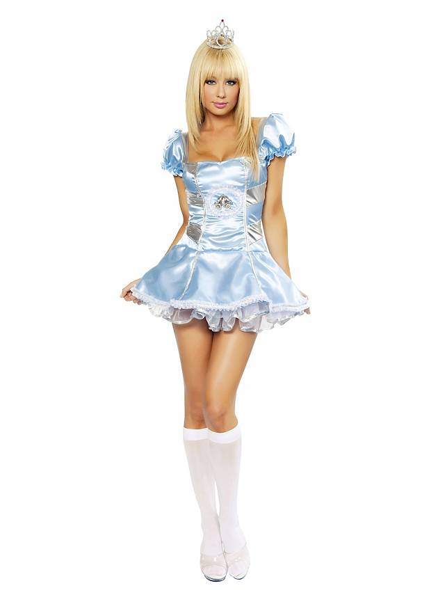 how to make a cinderella dress for adults