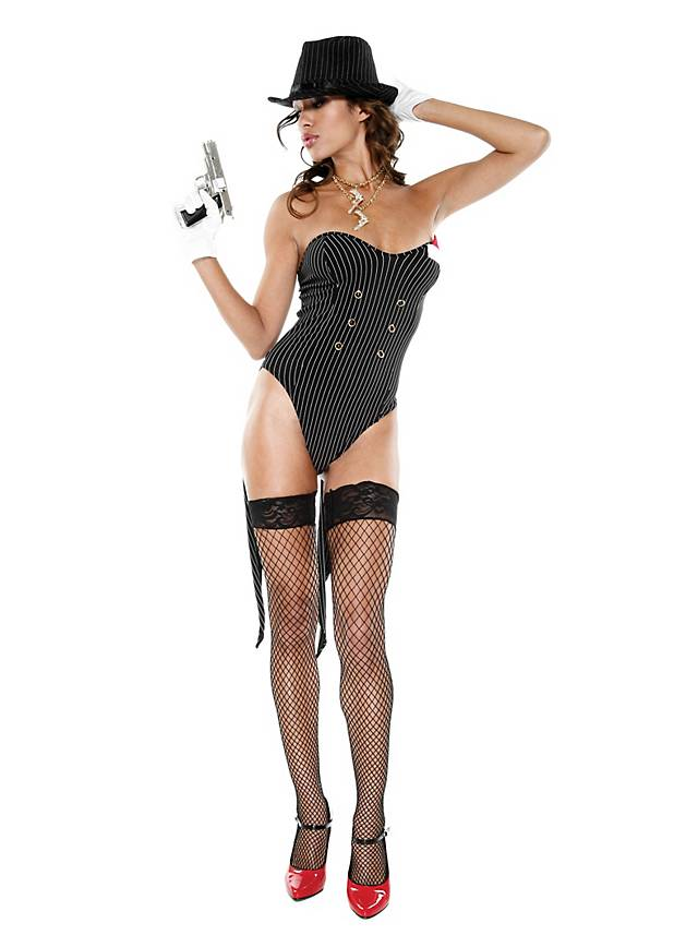 Sexy Erpresserin Kostüm