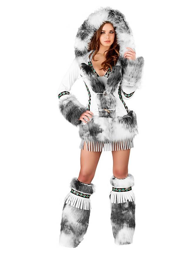sexy Eskimokostüm