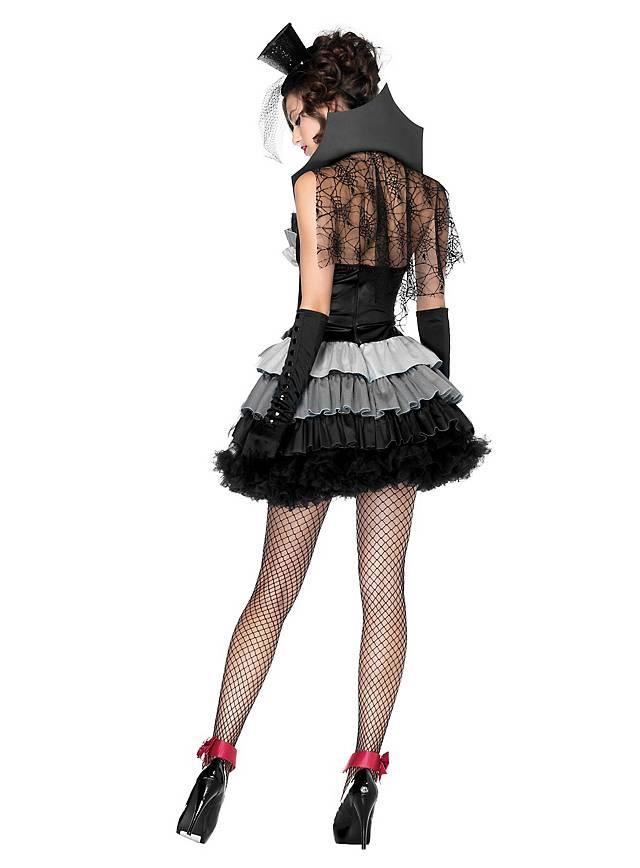 Sexy Fürstin der Finsternis Kostüm