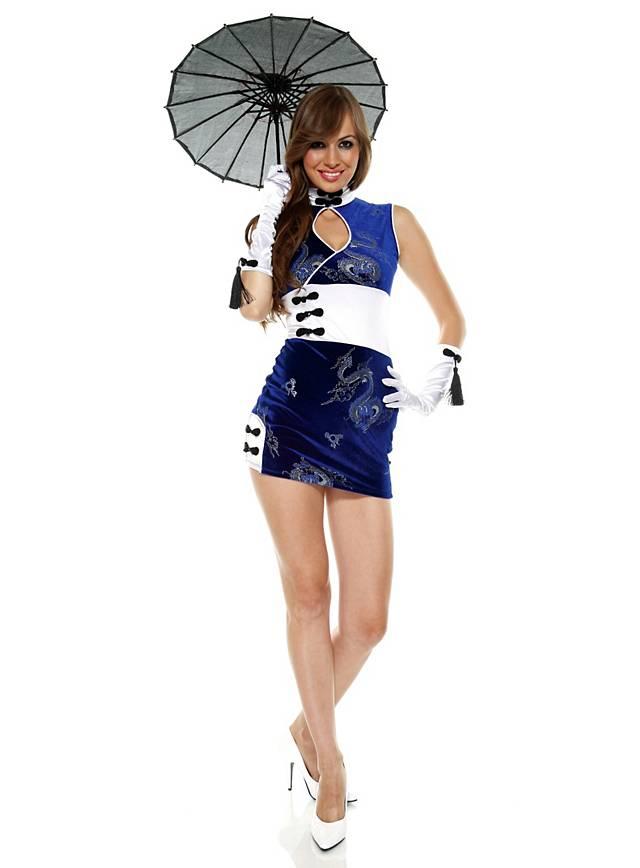 Sexy Geisha Kostüm