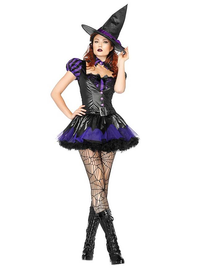 Sexy Gothic Witch Costume  sc 1 st  Maskworld & Sexy Gothic Witch Costume - maskworld.com