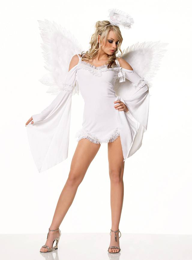 Sexy Guardian Angel Costume
