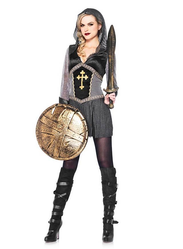 Sexy Jeanne d'Arc Kostüm