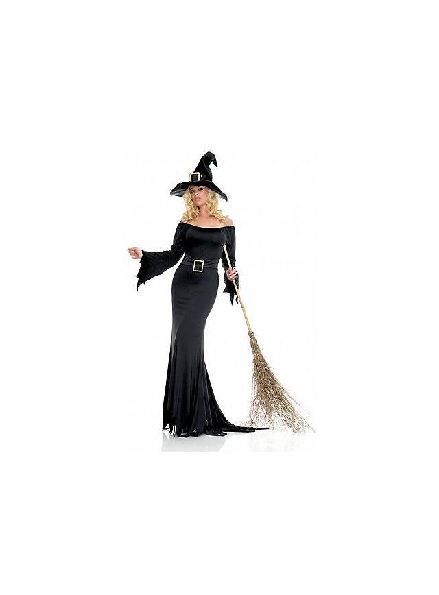 Sexy Kräuterhexe Kostüm