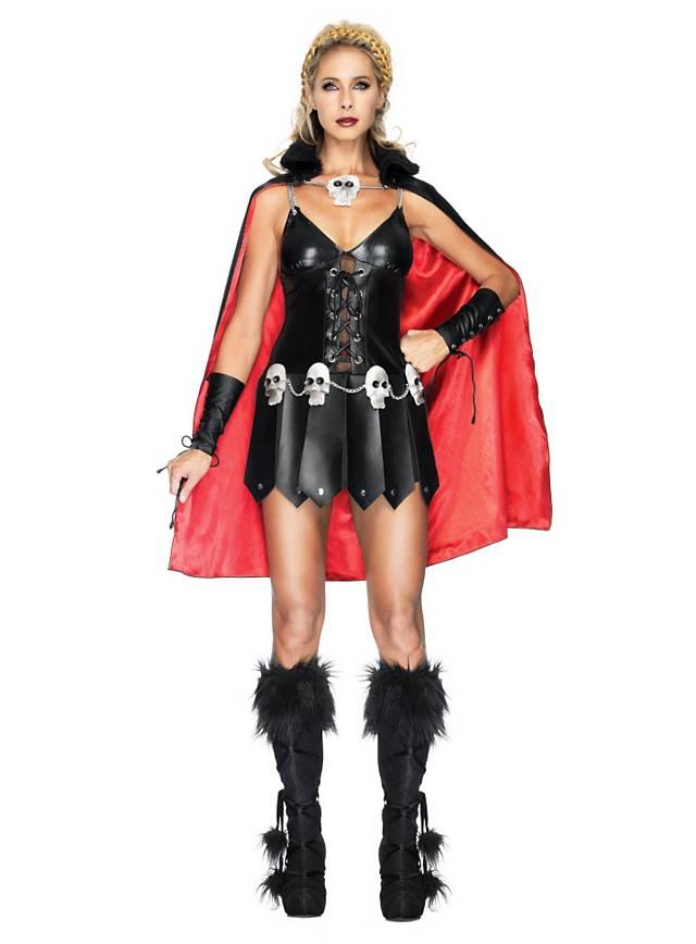 Sexy Kriegerprinzessin Kostüm