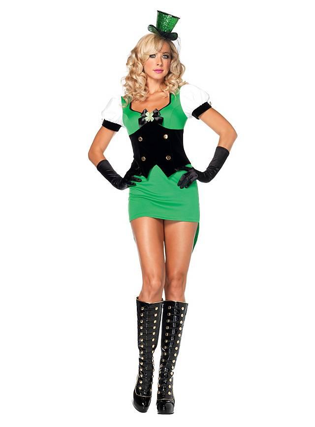 Sexy irish costumes