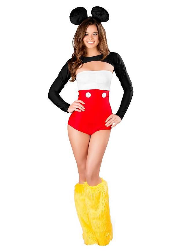 Sexy Micky Premium Edition Kostüm