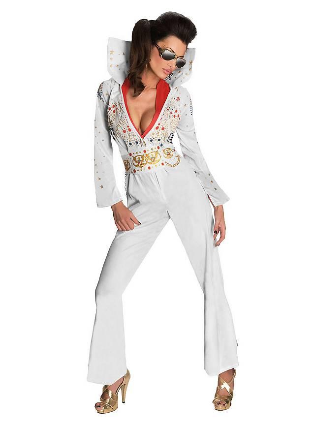 Sexy Miss Elvis Costume