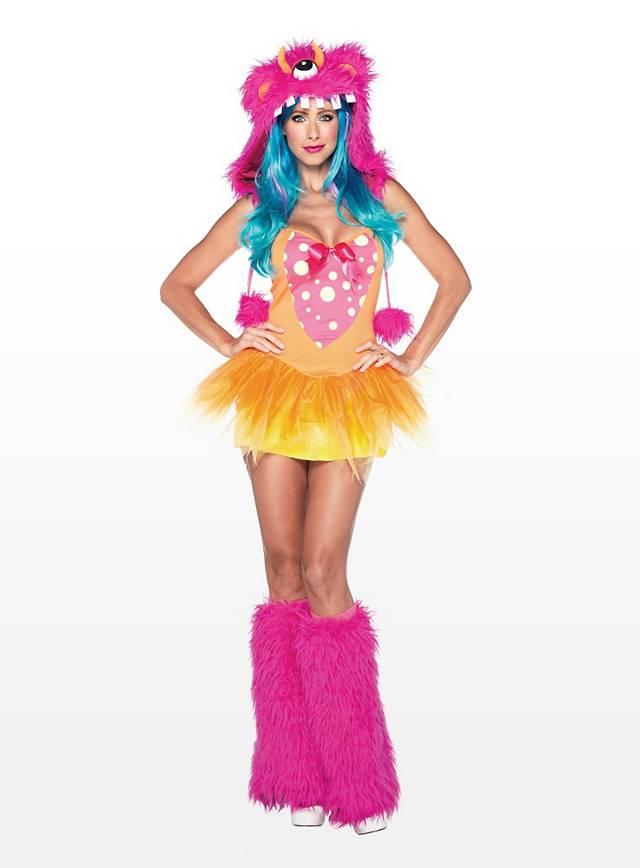 Sexy Monster Girl Kostüm
