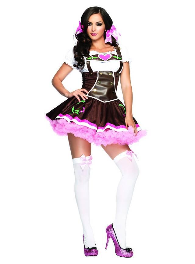 Sexy Oktoberfest Kleid