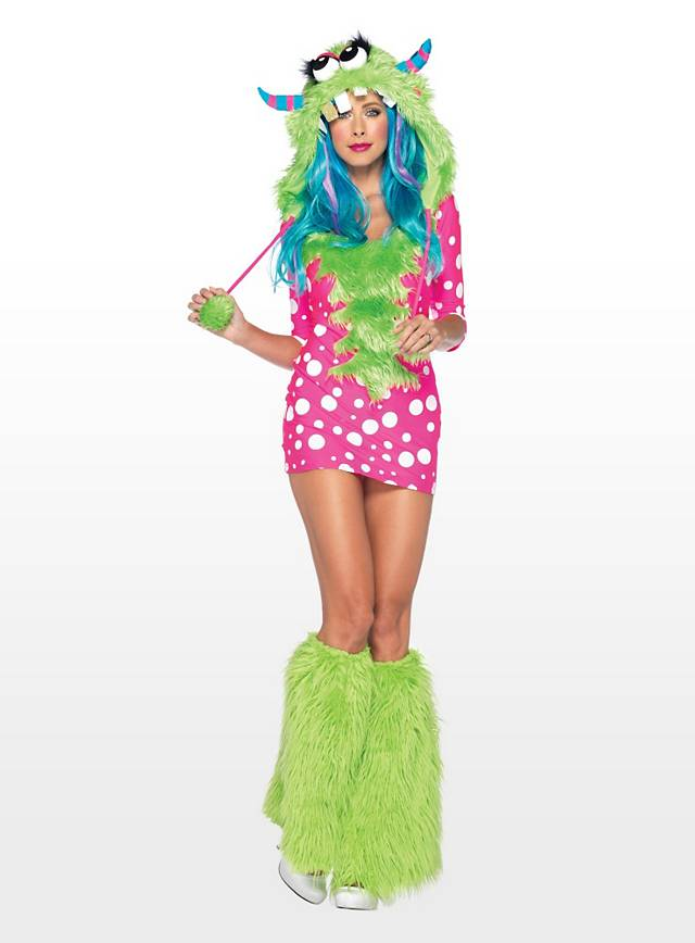 Sexy Party Monster Costume