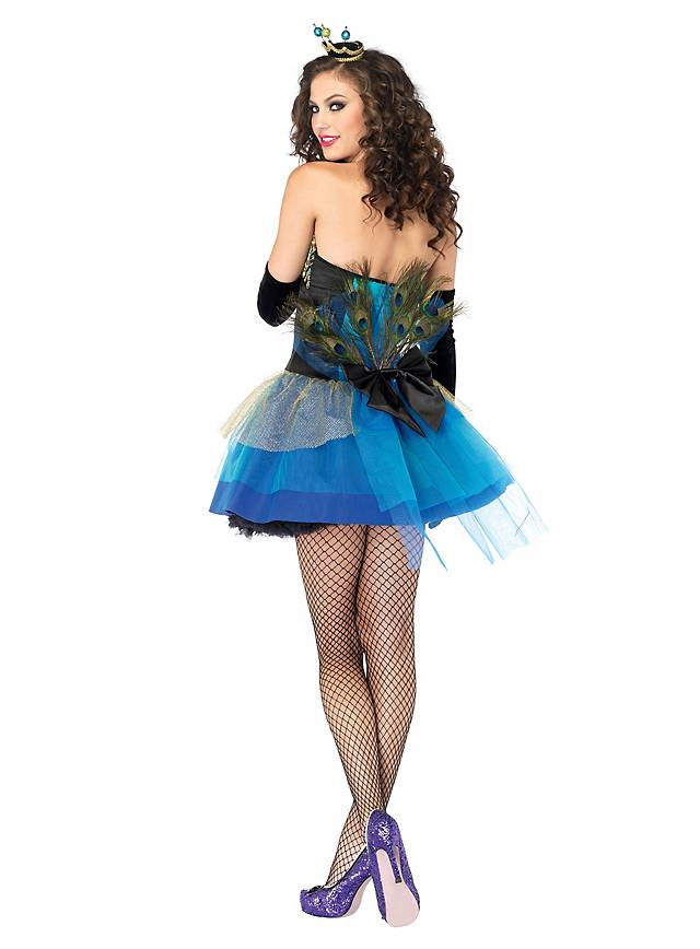 Sexy Peacock Halloween Costumes 95
