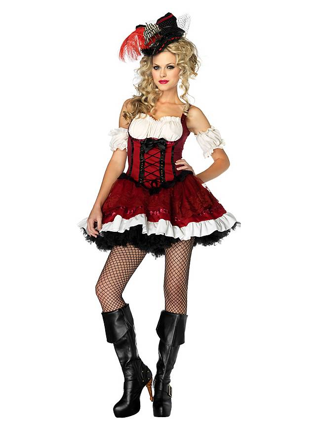 0ac7796c27179 Sexy Piraten Maid Kostüm - maskworld.com