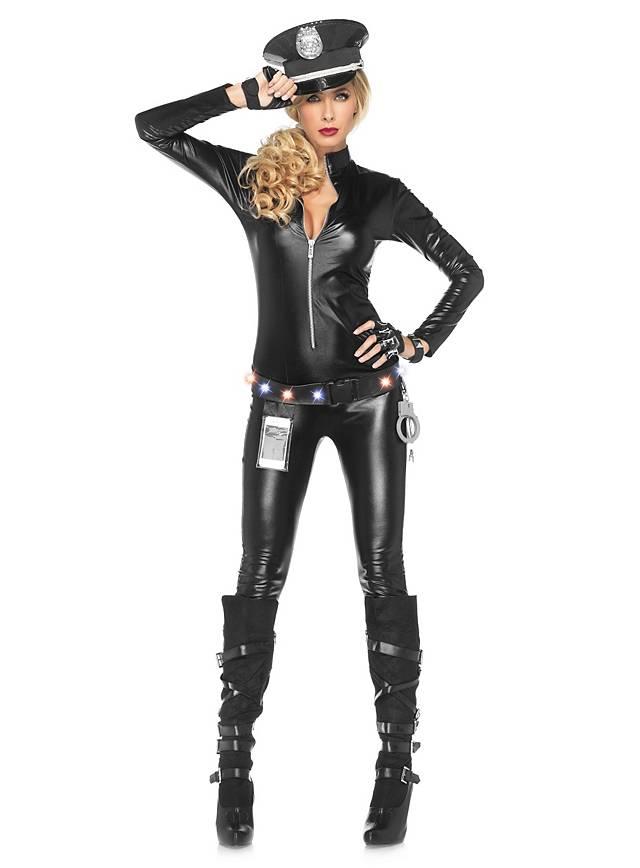 Sexy Polizeibeamtin Kostüm