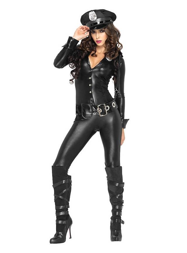 Sexy Polizeistreife Kostüm