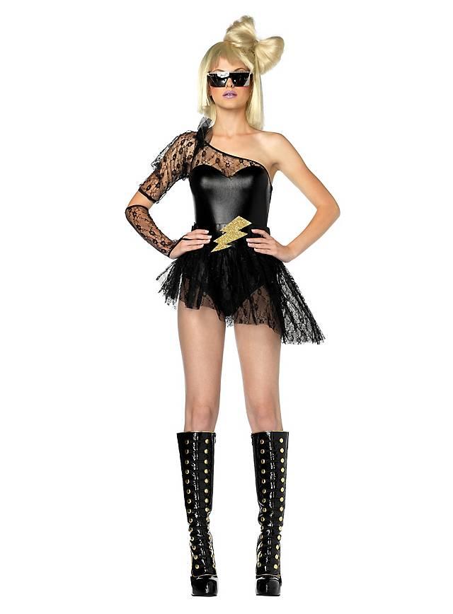 Sexy Popstar Kostüm