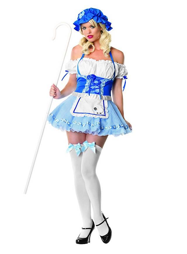 Sexy Schäferin Kostüm