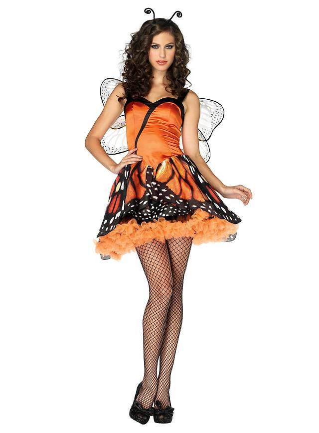 Sexy Schmetterlingsfee Kostüm