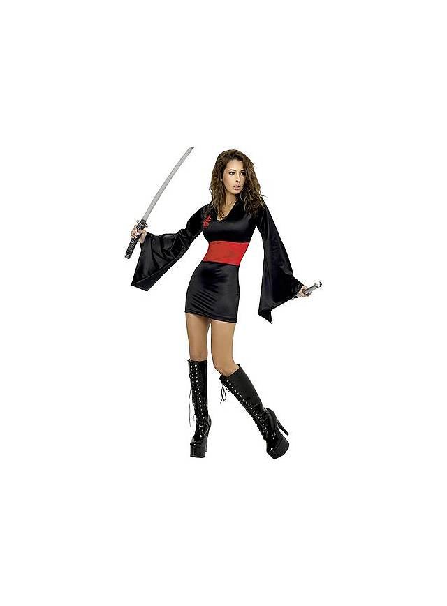 Sexy Schwertmeisterin Kostüm