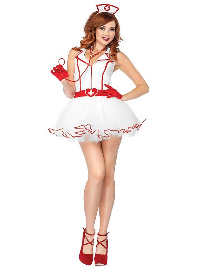 Sexy Scrub Nurse Costume