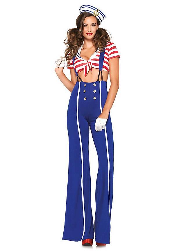 Sexy Seawoman Costume