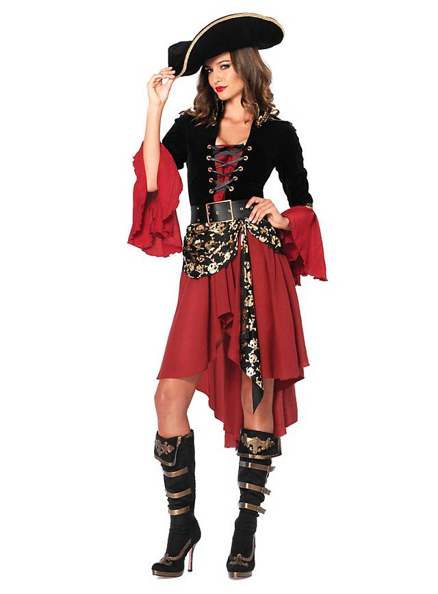 Sexy Ship Entertainer Costume