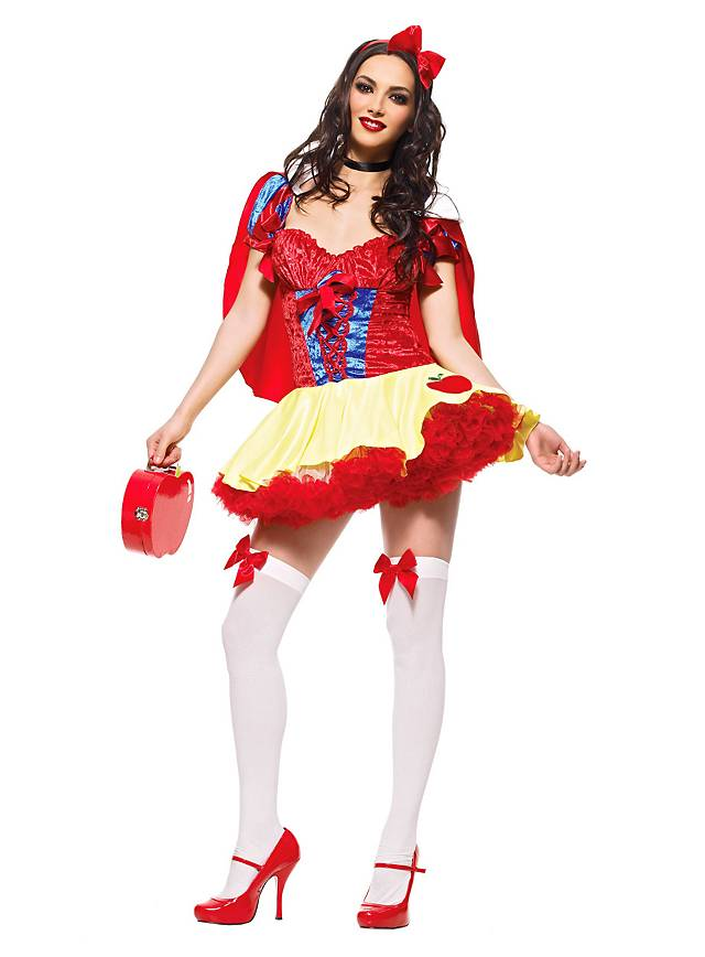 Sexy Snow White Haute Couture Costume