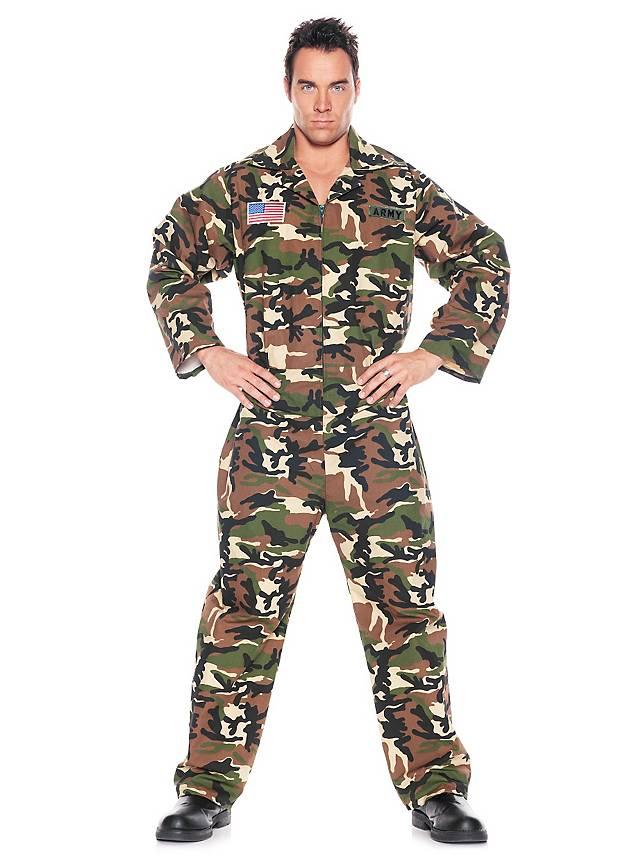 Sexy Soldat Kostüm