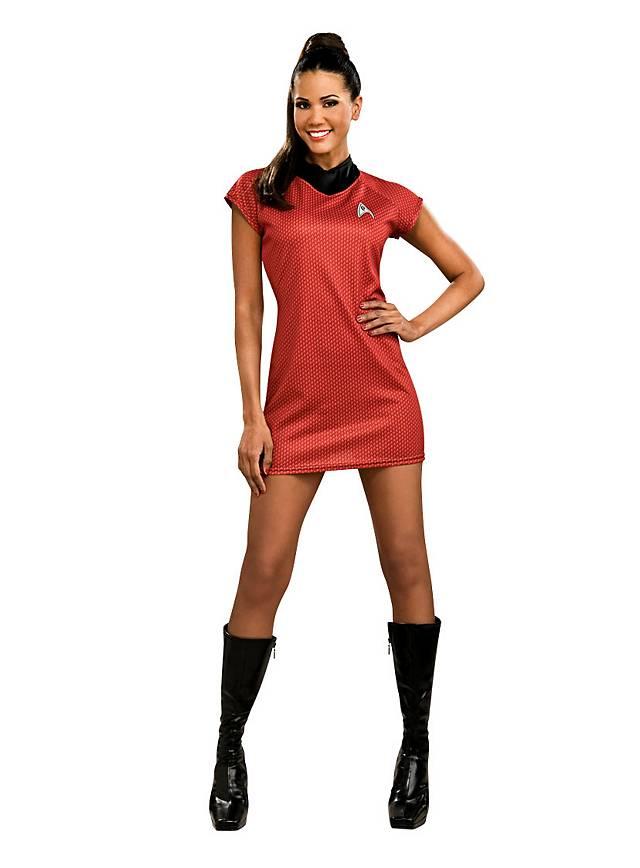 Sexy Star Trek Dress Uhura