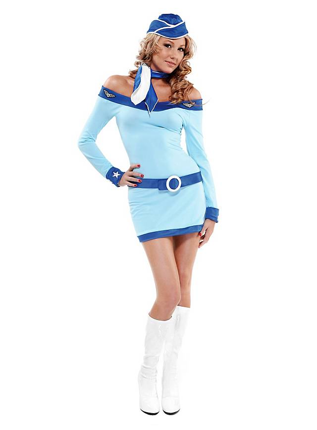 Costume Sexy Stewardess 110