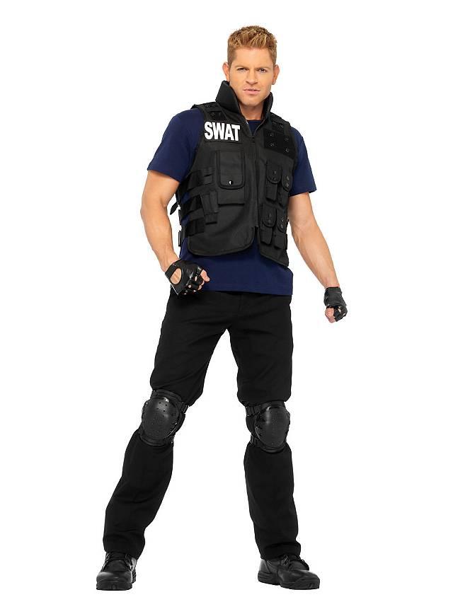 Sexy SWAT Operator Costume