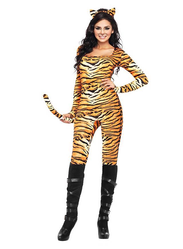 Sexy Tiger Kostüm