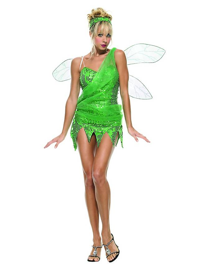 Adult costume tinkerbell