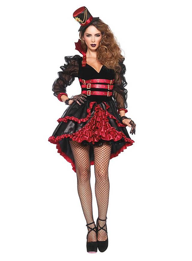 Sexy Vampirlady Kostüm
