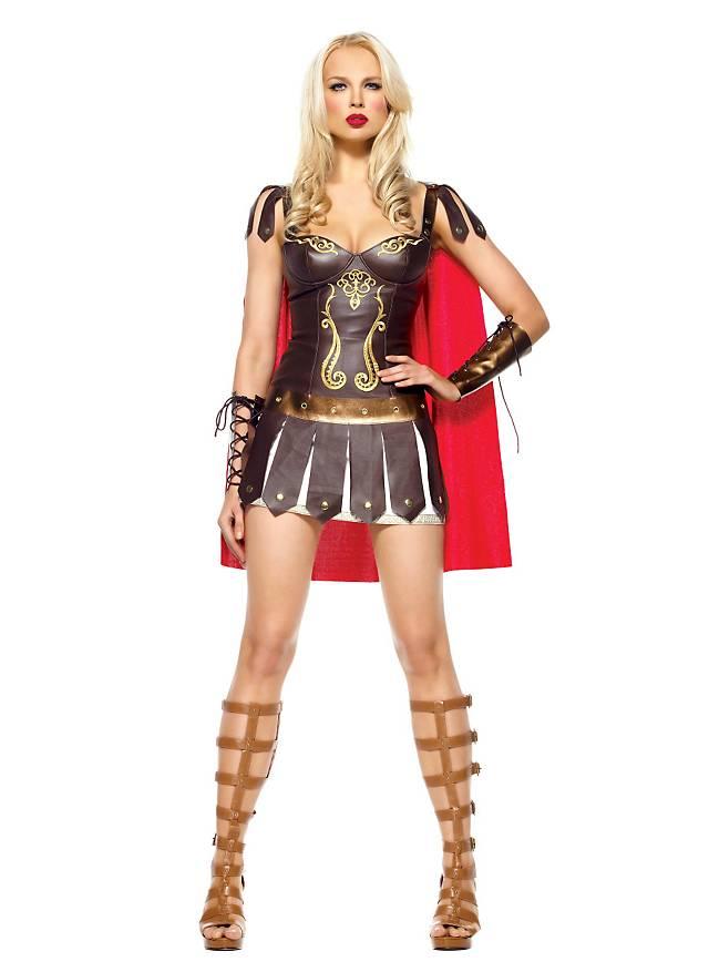 Sexy Warrior Princess Costume